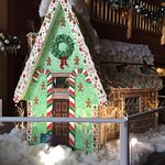Real Gingerbread House - You could dine in it!!