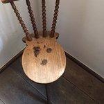 ein stuhl