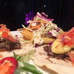 Trio of Tacos - Beef, Chicken & Pork