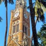 Rajabai Clock Tower Foto