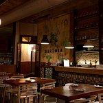 Bartola ambiance and food 👍