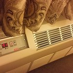 Newer digital heater, but made lots of noise all night long.
