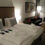 Radisson Blu Schwarzer Bock Hotel Foto
