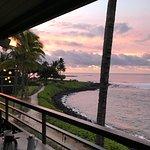 Ocean front morning
