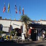 A Mesilla landmark, also very close, 7 minutes away.