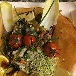 Cabillaud et ses légumes