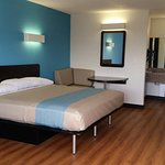 King Size Bed (KNS) Includes Mini Fridge and Microwave