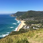 Coast view from lookout