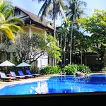 The Tropical Resort Swimming Pool