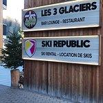 Lagrange Prestige Residence Les 3 Glaciers Foto