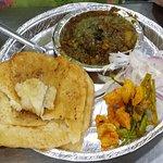 Awesome Chole Bhature