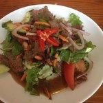 Crying Tiger Beef Salad