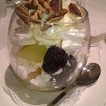 Spiced Apple and Blackberry Eton Mess