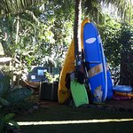 Photo de The Tiki Beach Hostel