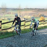 The Flemish Ardennes, heaven for cyclists