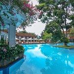 Foto de Mahaweli Reach Hotel