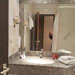 Blick ins Bad von Zimmer 501