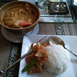 Vegetarian Massaman Curry