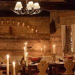 Einblick in das geschmackvoll dekorierte Chalet