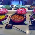Fish curry,chicken
