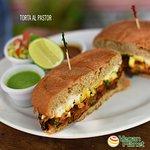con el sabor mexicano y los aromas tradicionales