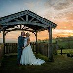 Wedding photos on site