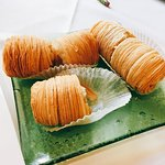 Deep Fried Turnip Cake