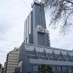 Edificio del hotel