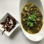 Our cozy comforting Aash soup