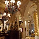 Sultan's lobby