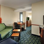 Fairfield Inn & Suites Hartford Airport Foto