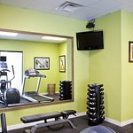 Fitness Center at our Bangor, Maine hotel
