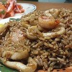 Arroz Mixto (Camarones y Calamares)