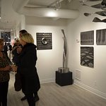 Located in Old Montreal, Galerie Blanche is dedicated to exhibiting the best of contemporary art