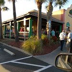 Every day there is a line for the dinner opening at 5:00.  It may be the $10 Margarita pitcher,