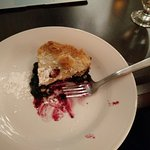 The best blueberry pie ever...