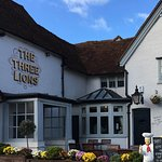 The Three Lions