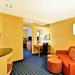 Fairfield Inn & Suites Dallas Medical / Market Center Foto