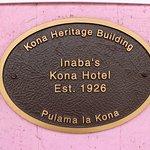 Photo de Kona Hotel