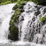 Hike to the waterfall