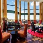 Executive Lounge Window Views