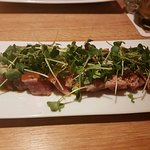 das war nur eine Vorspeise... Hammer Portion Thunfisch