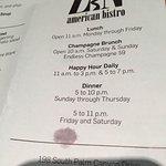 Lots of Happy Hours!