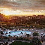 Sunrise At The Resort