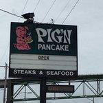 Pig 'n Pancake Foto