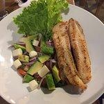Corvina salad