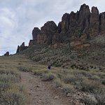 Superstition Mountain trail
