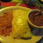 Build Your Own 'Enchiladas' (Green Chile Sauce & Taquila Cream Sauce)