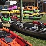 Kayaks, SUPs & Accessories at JBK