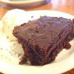 Double Chocolate Fudge Coca-Cola Cake